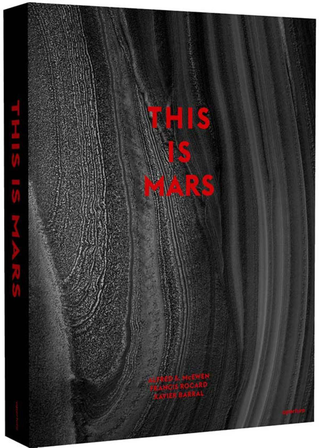 This Is Mars - Some amazing black and white photographs of Mars