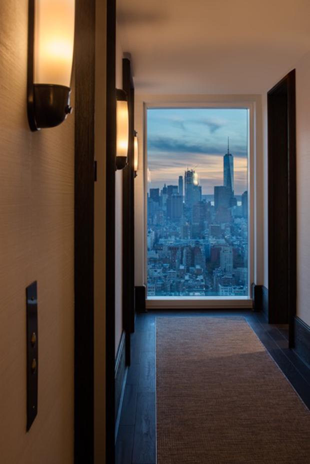 Manhattan Residence by Martin Brudnizki Design Studio
