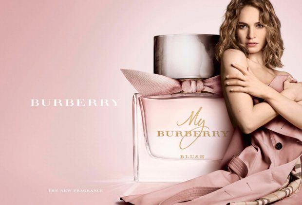 Find out more about the My Burberry fragrance on our BEAUTY SCENE . Related Post Kirsten Dunst for F