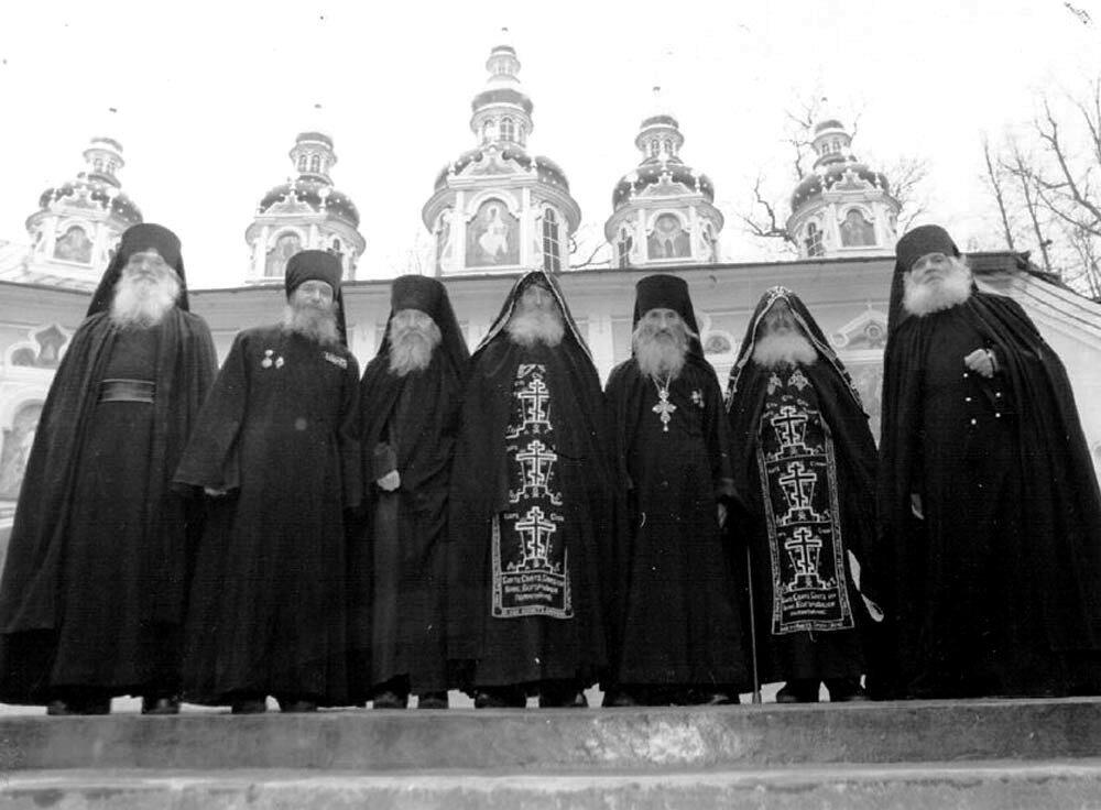 Монахи – участники Великой Отечественной войны