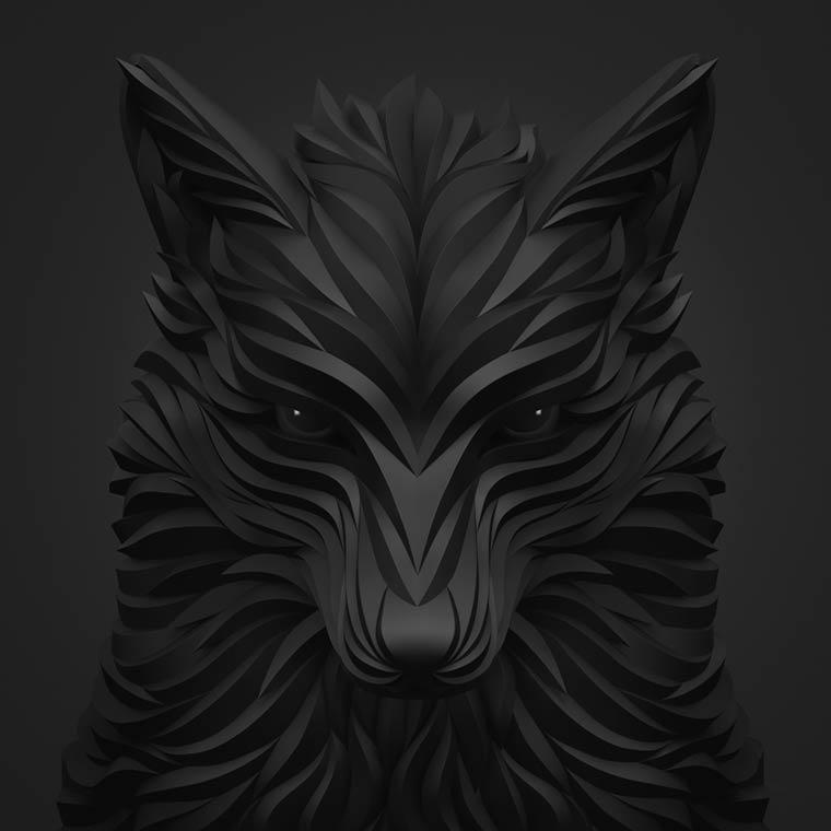 Predators - The creations of Maxim Shkret