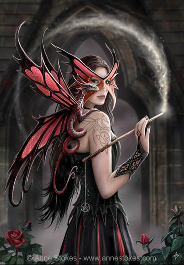 Anne Stokes – Illustrator (30 pics)