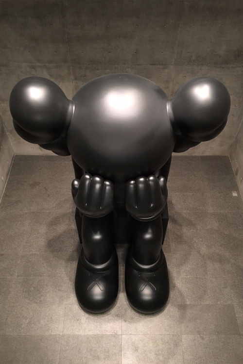 KAWS' Where the End Starts Powerful Exhibition