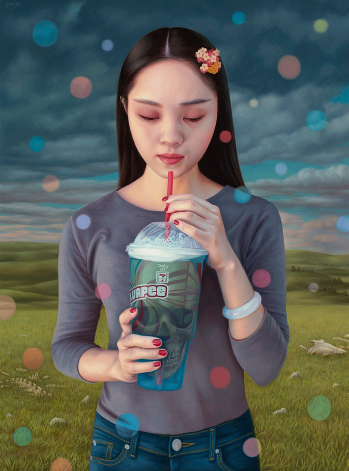 Previews: Alex Gross -