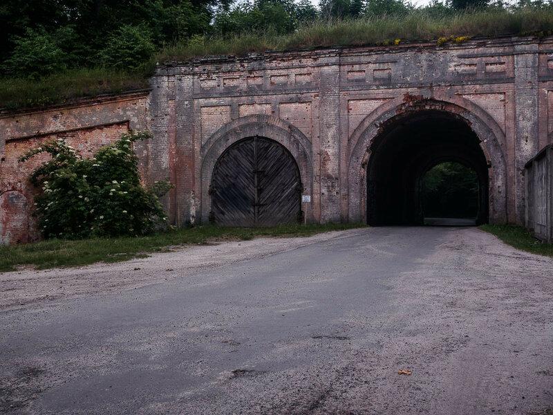 Южные ворота.