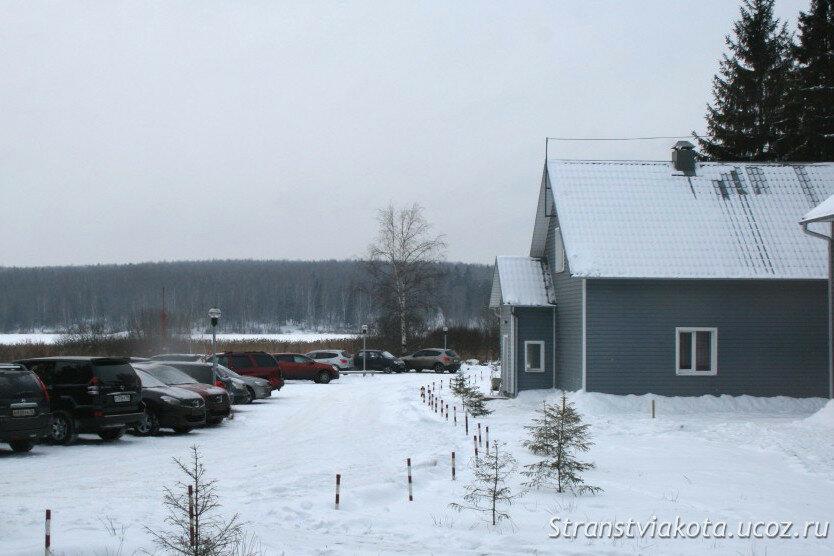 Торбеево озеро база отдыха, отзыв ourstranstvia.ru