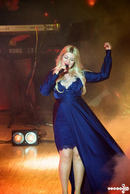 Концерт Ольги Суховеевой 8 июня 2017г.в концертном зале Сибирь г.Барнаул