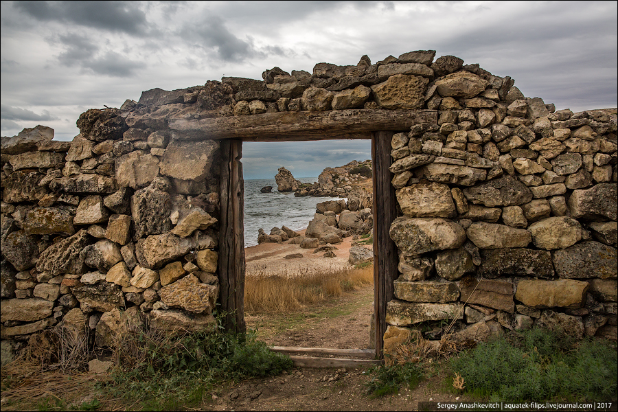 Малоизвестный Крым. Дом Скифа