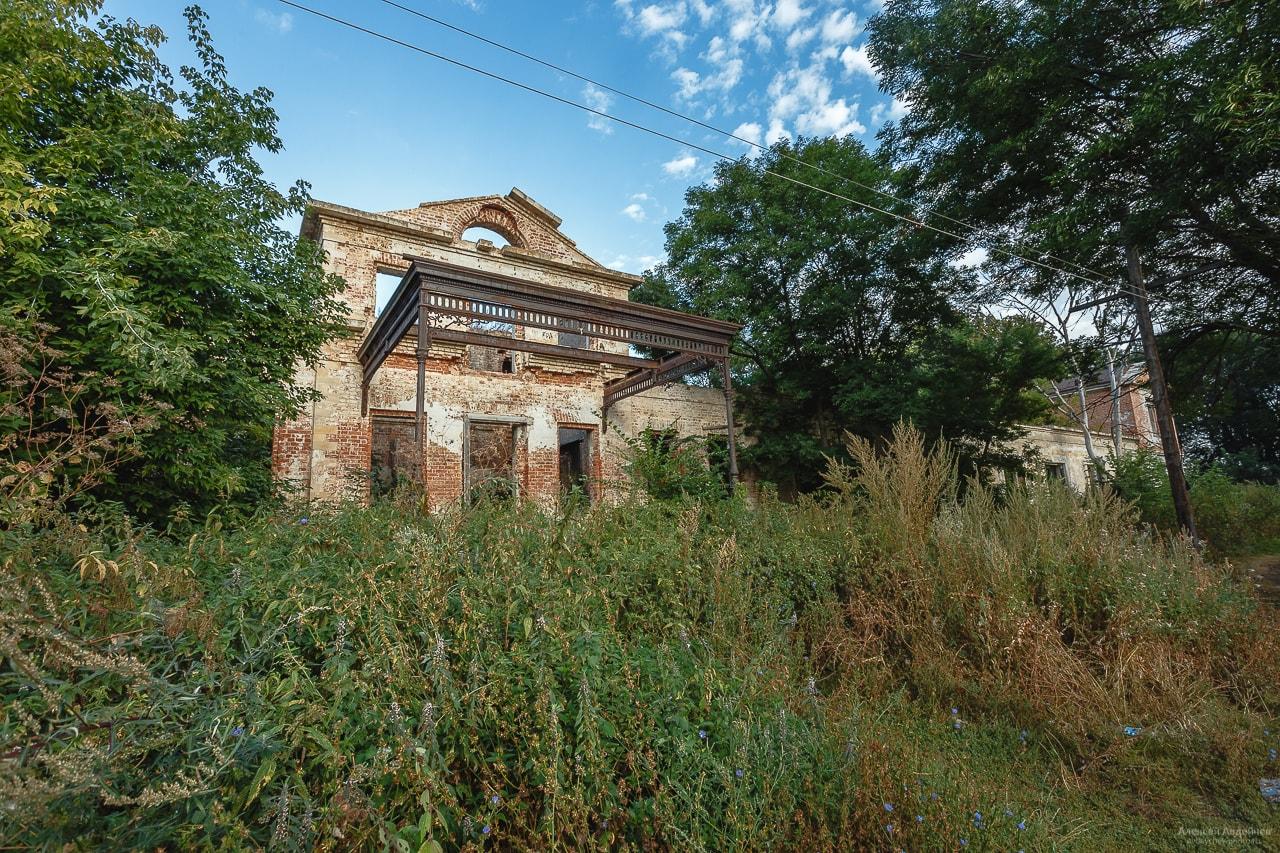 Усадьба Орловых-Давыдовых (Усолье)