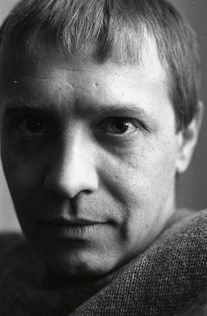Писатель Андрей Лёвкин