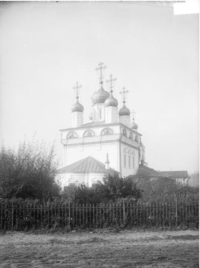 Общий вид Благовещенского собора