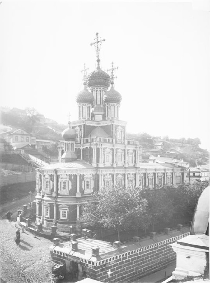Церковь Рождественская (Строгановская)