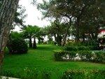 Парк в турецком отеле..JPG