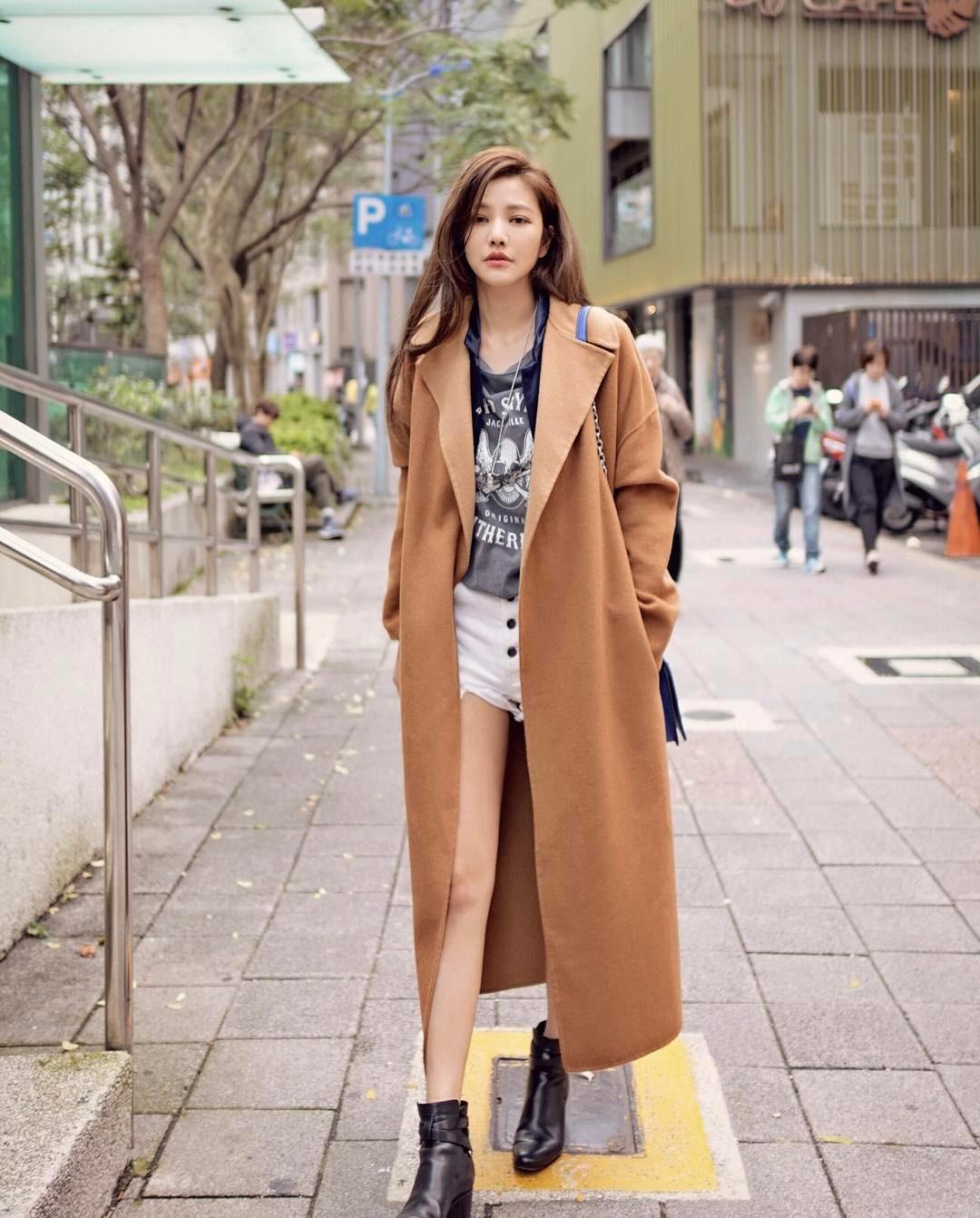 41-летняя дизайнер из Тайваня удивила интернет-пользователей своим моложавым внешним видом
