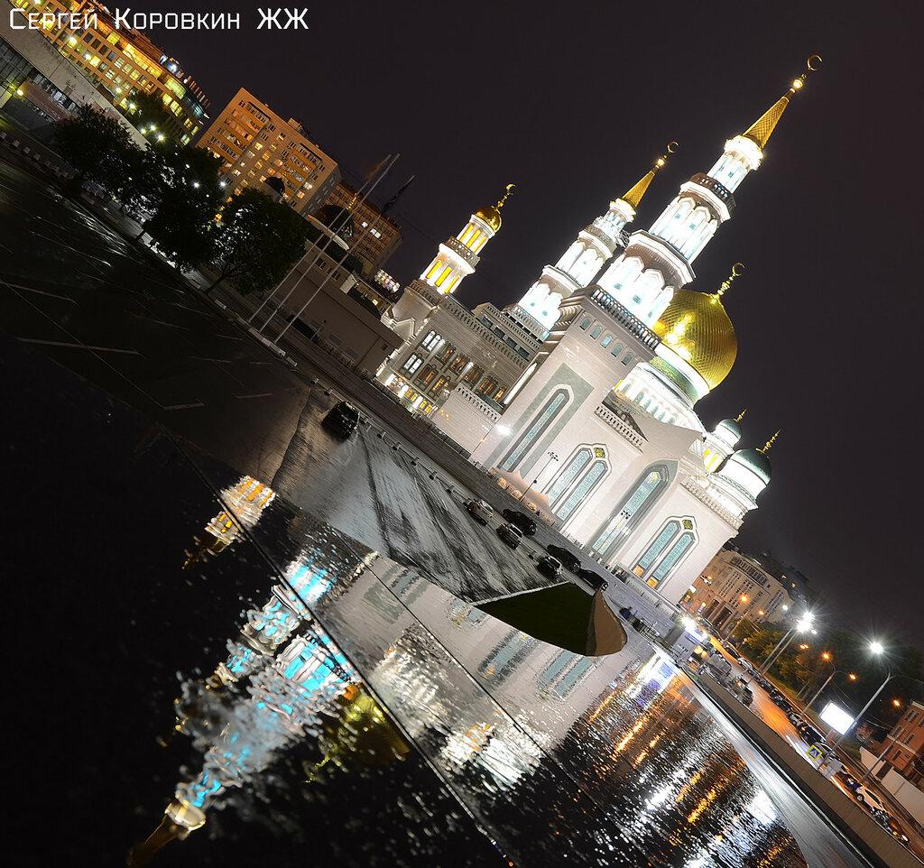 Московская соборная мечеть 3