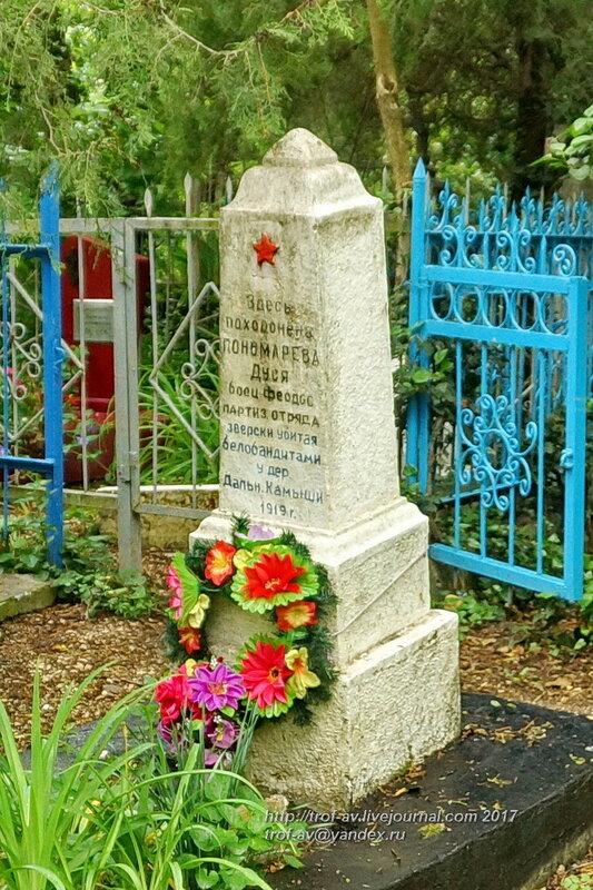 Старое кладбище Феодоссии
