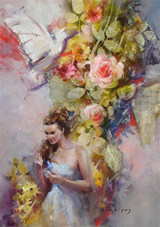 Из миллиона алых роз дано нам выбрать лишь одну!. Kostas Rigoula Tsigris