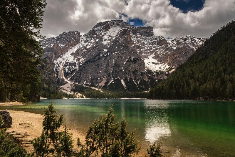 Lago di Brais.