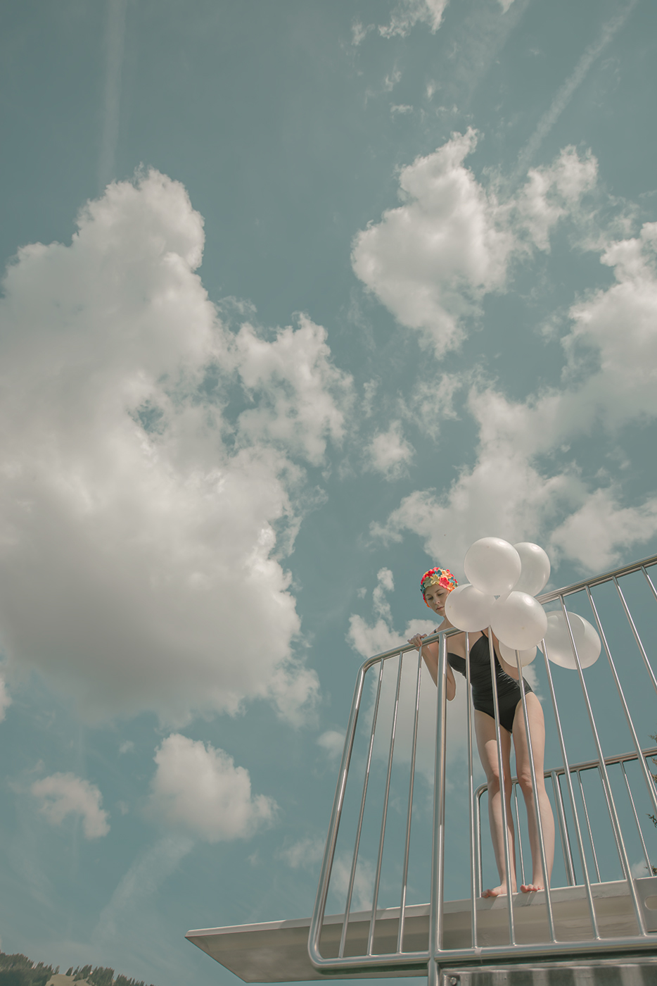 Touch the sky / фото Andrea Koporova