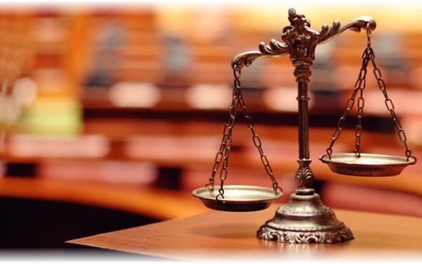 День адвоката! Весы правосудия