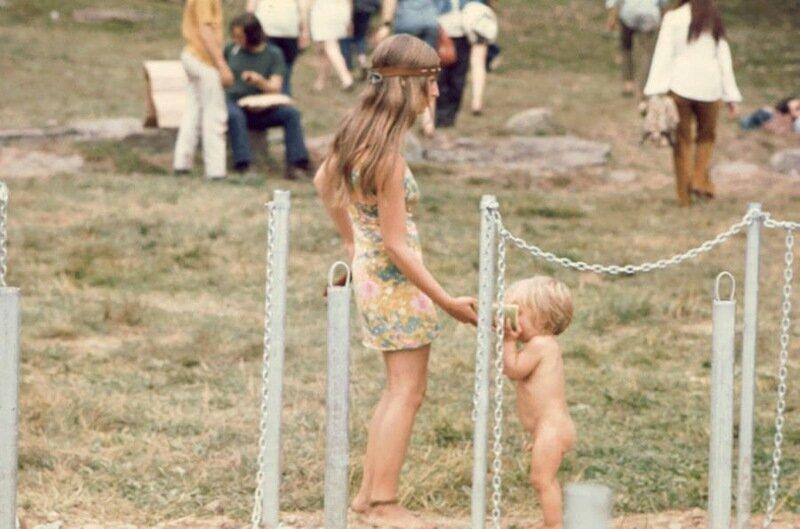 История фестиваля Вудсток (Woodstock, 1969)