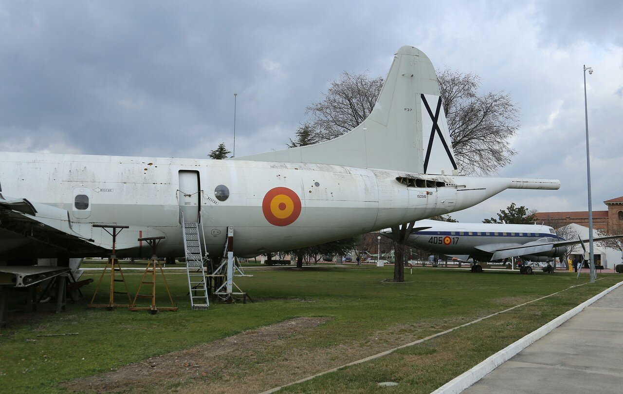 Lockheed P-3A Orion. Museo del Aire, Madrid