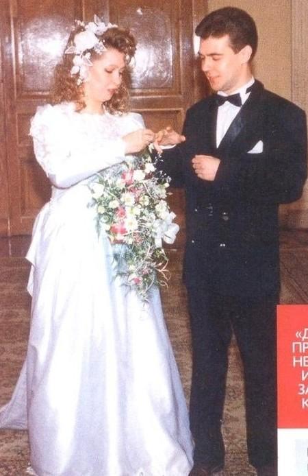 25. В 1983 году свадьба Владимира Путина