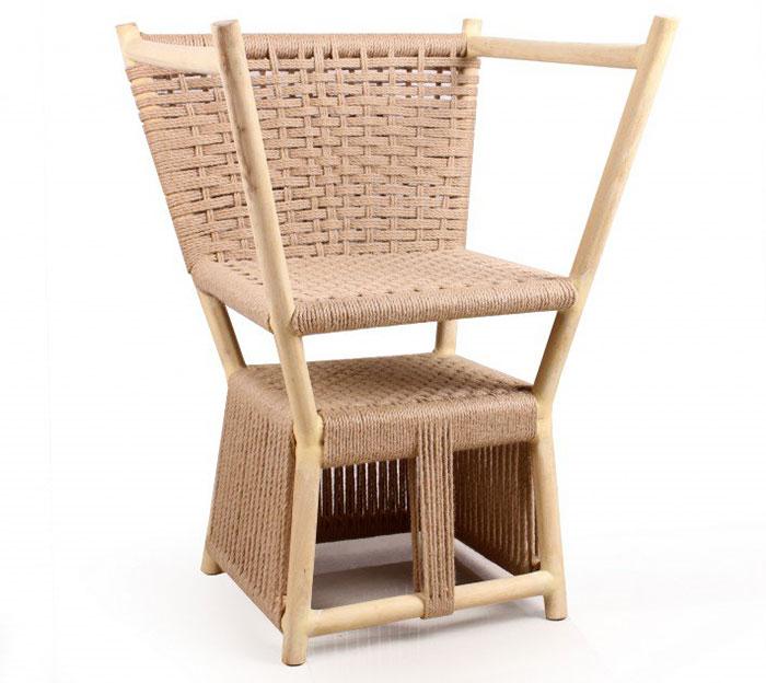 Многофункциональный стул от Yong Zhang, Ya-nan Shi, который пригодится и после того, как ребенок из