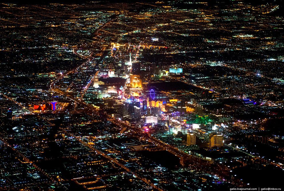 21. Сами горожане предпочитают именовать Лас-Вегас мировой столицей развлечений: это город-куро