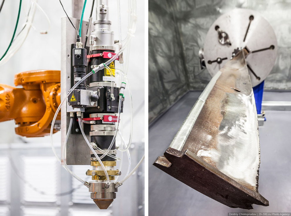 Новые технологии позволяют не только защитить лопатки паровых турбин, но и дают возможность пол