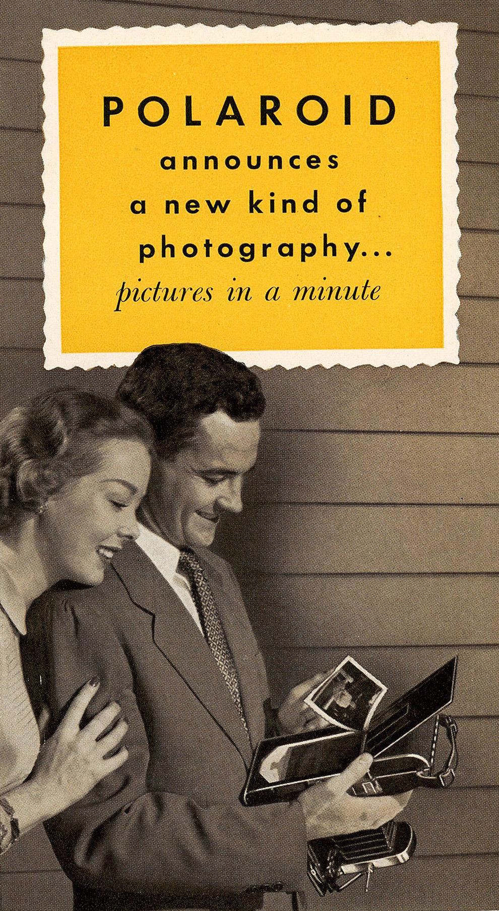 Вклад, сделанный Лэндом в область популяризации фотографии, нельзя преувеличить. В наши дни бла