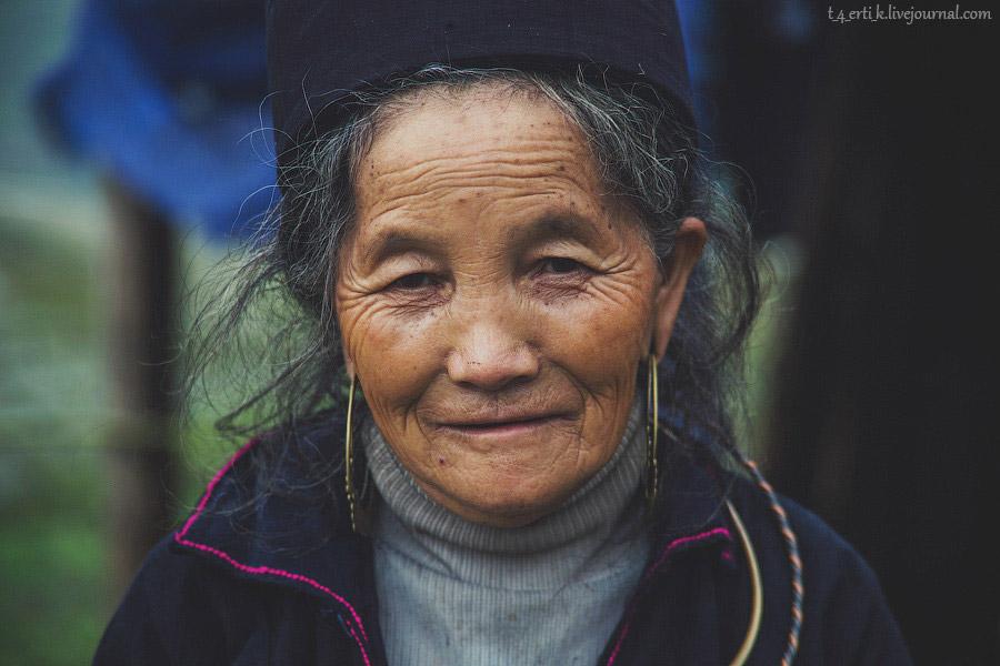 18. Это деревня народа зао. Проводница не смогла объяснить, чем зао принципиально отличаются от