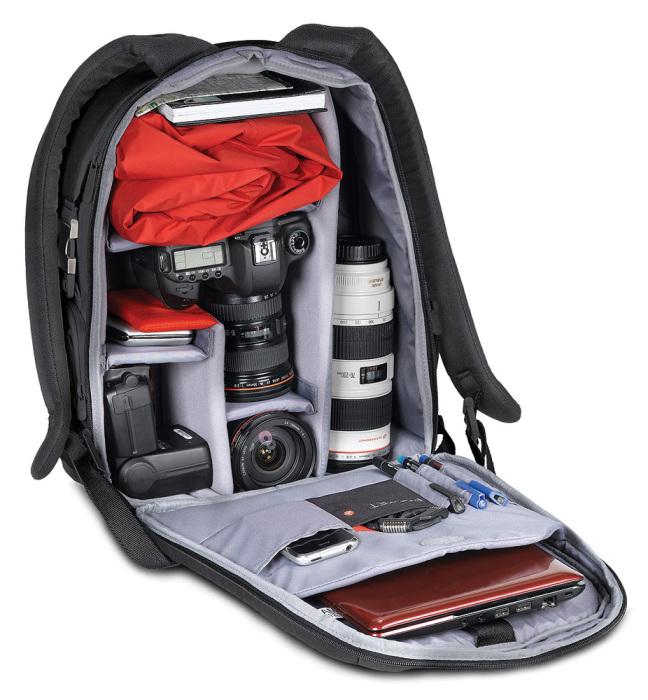 Рюкзак для настоящий профессионалов. Этот рюкзак специально создан для профессиональных фотографов и