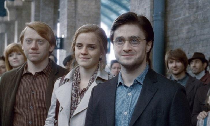 5. Сейчас Гарри Поттеру 34.