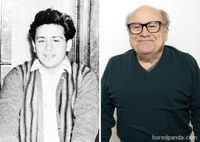 Хотя Дэнни Де Вито окончил Американскую академию драматического искусства, одно время он работал в м