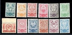 1938 г. Выборы в Верховные Советы союзных республик.