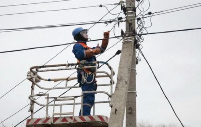 ГСЧС: ВАвдеевке отсутствует водо- иэлектроснабжение