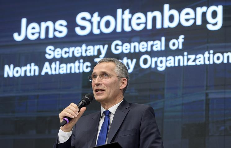НАТО призвал Анкару иАмстердам ксдержанности 13.03.2017 18:37