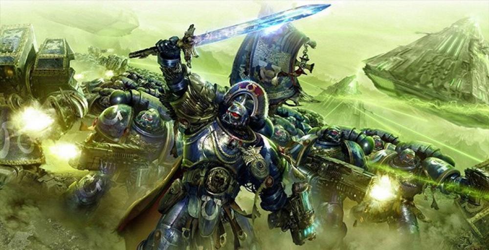Warhammer 40k: Dawn ofWar III— Геймплейный трейлер игайд помультиплееру