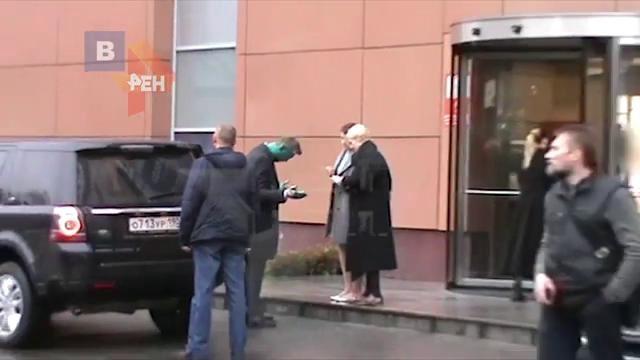 РЕНТВ выложил всеть видеозапись нападения наНавального