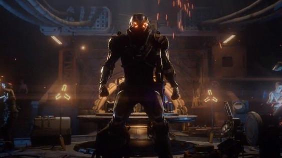 BioWare показала тизер нового проекта Anthem