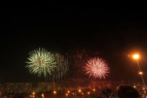 """Международный фестиваль фейерверков """"Ростех"""""""