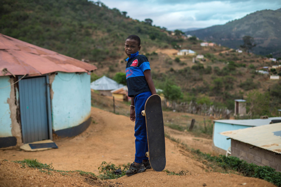 The Language of Skateboarding in South Africa