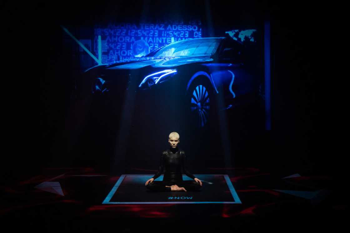 Now Experience - 12 hours of live performance by Mercedes-Benz