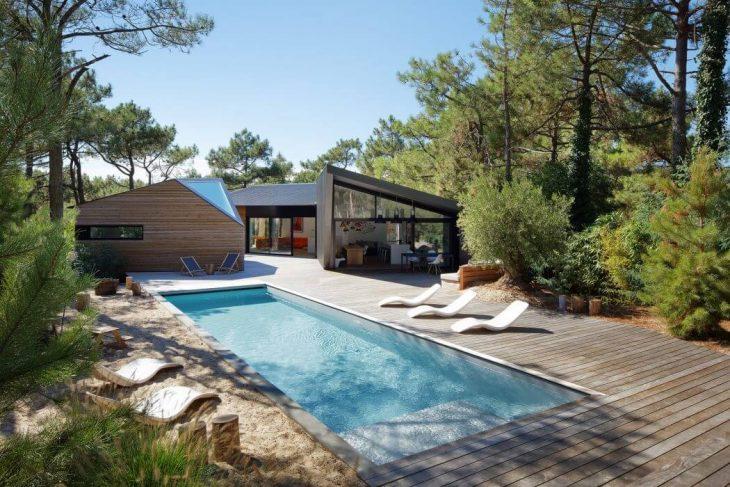 Cabane au Cap Ferret by Atelier Du Pont