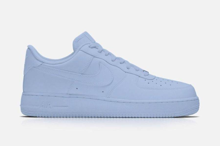 Nike Air Force 1 Designed with the Two 2016's Pantone Colors