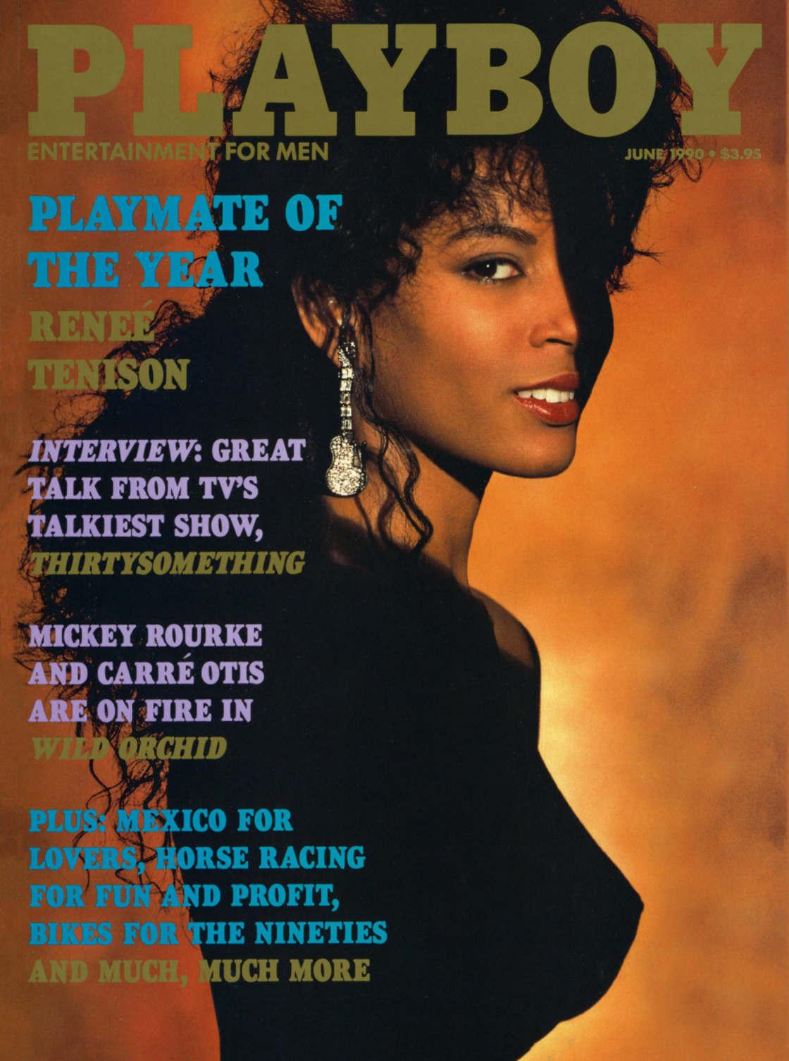 RENEE TENISON - Playmate 1989