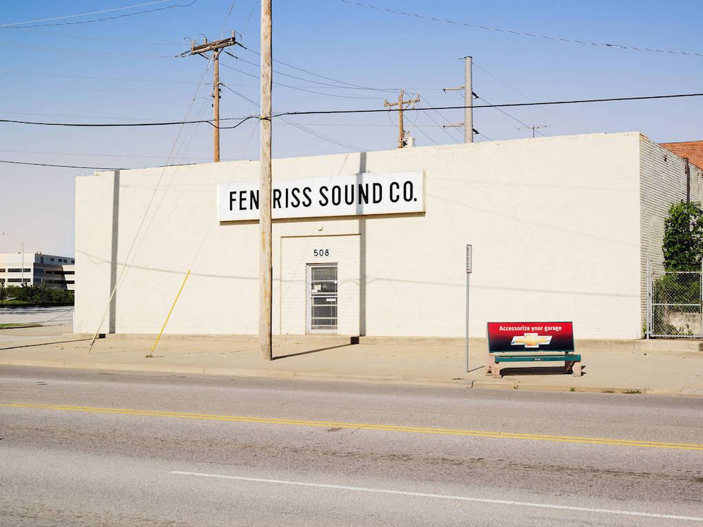 Hometown of Ed Ruscha, Oklahoma City, Oklahoma