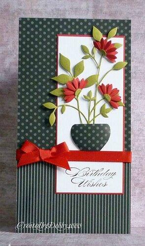 Поздравительные хендмейд открытки для женщин