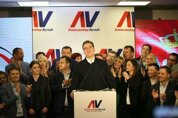 Сербия, Вучич, выборы
